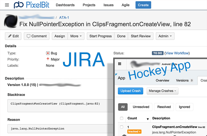 hockey-app-jira-linked
